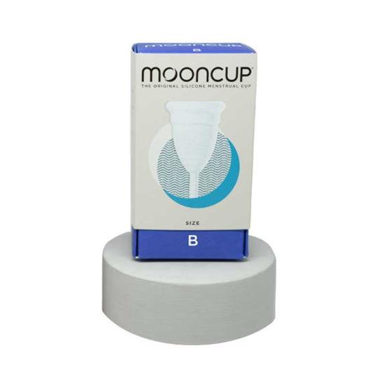 Mooncup Original menstrualna skodelica – velikost B, 1 kos