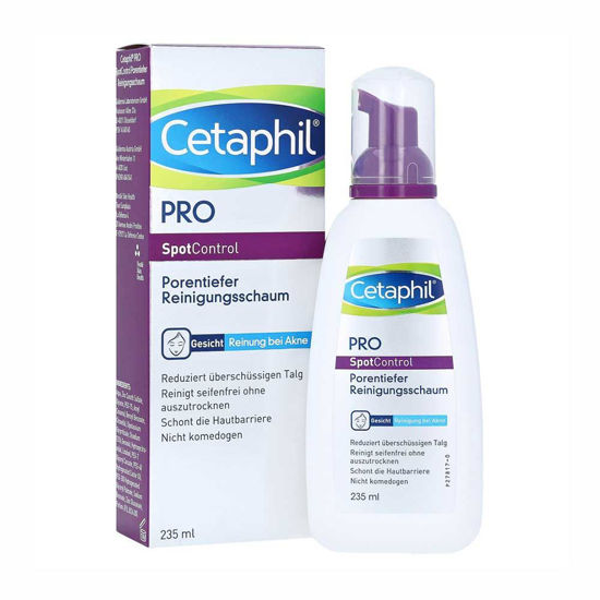 Cetaphil Pro SpotControl pena za čiščenje, 235 mL