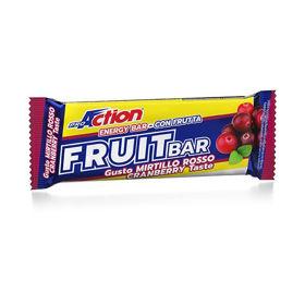 Slika Fruit bar, energijska ploščica, 40 g, okus brusnica
