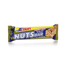 Slika NUTS BAR 30g  enegrijska tablica z oreščki in bučnimi semeni