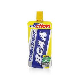 Slika Carbo Sprint bcaa, energijski gel, 50 ml, okus limona