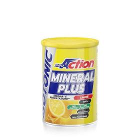 Slika Mineral Plus izotonični napitek, 450 g, okus limona