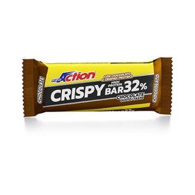 Slika Crispy Bar, beljakovinska ploščica, okus čokolada