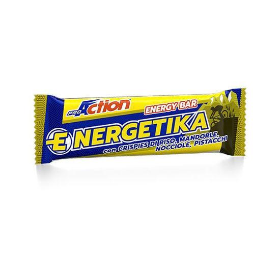 E-NERGETIKA, Okus: mandlji-lešniki-pistacije