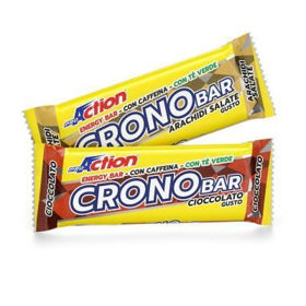 Slika Crono bar, energijska ploščica, okus slani arašidi