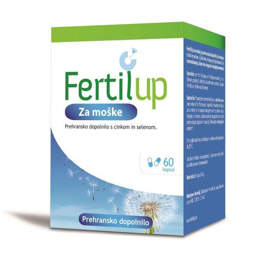 FertilUp kapsule za moške, 60 kapsul
