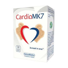 Slika CardioMK7 za kosti in srce, 30 mehkih kapsul