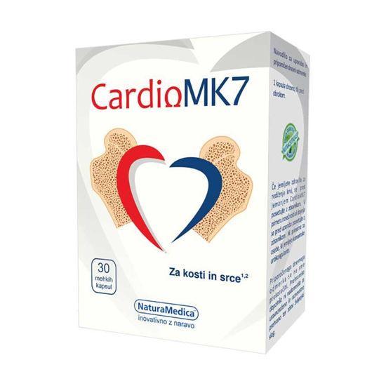 CardioMK7 za kosti in srce, 30 mehkih kapsul