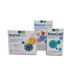 Slika BetaCold paket izdelkov