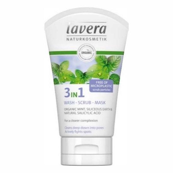 Lavera 3in1 vlažilna maska za suho in zrelo kožo, 125 mL