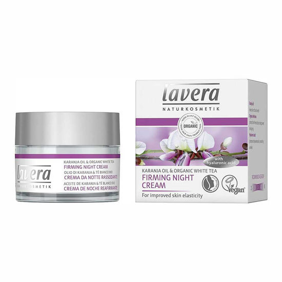 Lavera Firming Night Karanja nočna krema, 50 ml