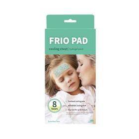 Slika Frio Pad hladilna obloga za čelo 4.5x11 cm, 4 obliži