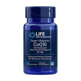 Slika LifeExtension Super Ubikinol CoQ10, 30 mehkih kapsul