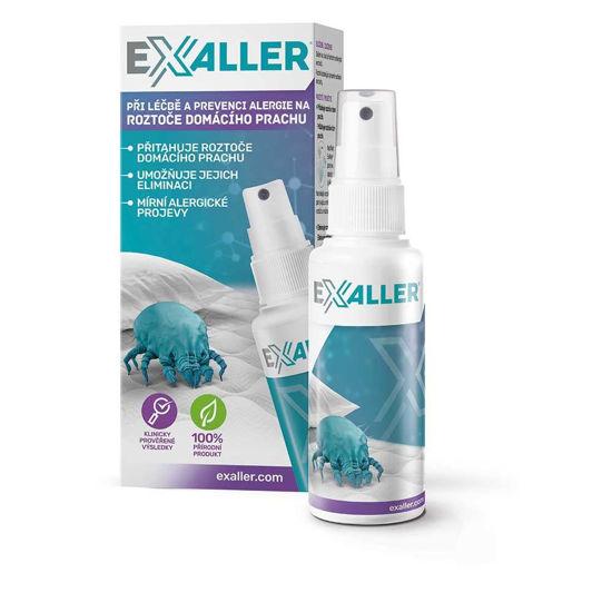 ExAller raztopina proti pršicam, 75 ali 150 mL
