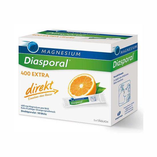 Magnesium Diasporal 400 extra direkt granule, 50 vrečk