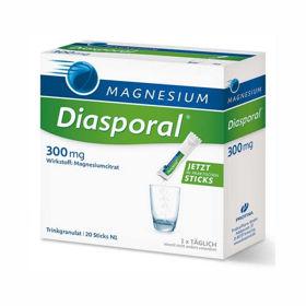 Slika Magnesium Diasporal 300 granulat za napitek, 20 vrečk