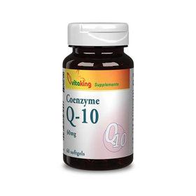 Slika VitaKing Koenzyme Q10 100 mg, 30 soft kapsul