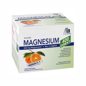 Slika Avitale magnezij 400 Direkt vrečice, 20 ali 50 vrečic