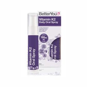 Slika BetterYou K2 vitamin ustno pršilo, 25 mL