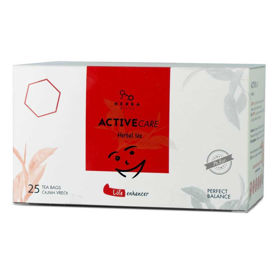 Slika ActiveCare zeliščni čaj, 25 filter vrečk