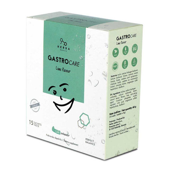 GastroCare napitek - prebava, 15 vrečk