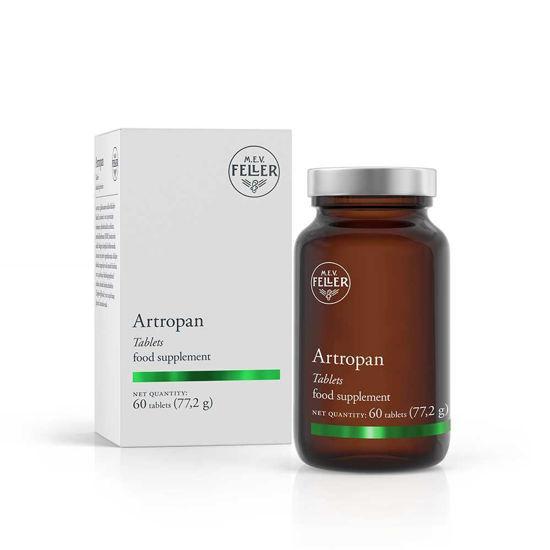 M.E.V. Feller Artropan glukozamin hondroitin, 60 tablet