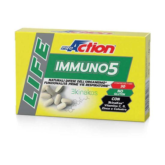 LIFE IMMUNO5 - naravna obramba, 30 tablet