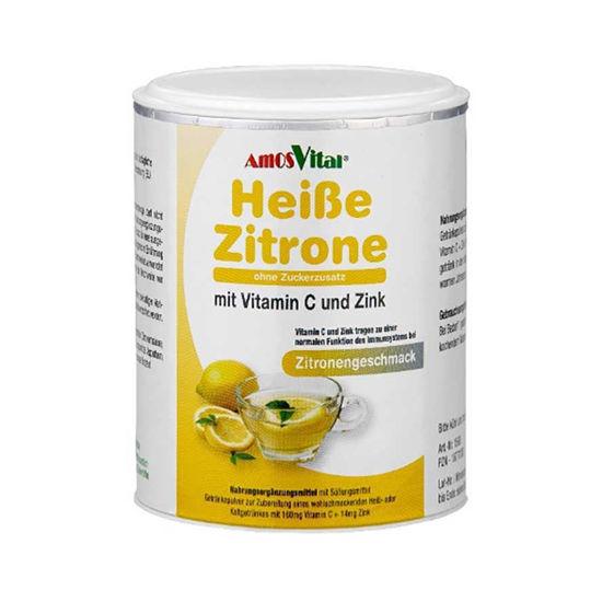 Amos Vital vroča limonada z vitaminom C in cinkom, 150 g