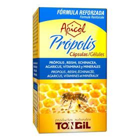 Slika Apicol Propolis inovativni sirup, 40 kapsul