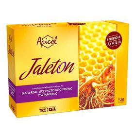 Slika Apicol Jaleton  - matični mleček, 10 ali 20 fiol