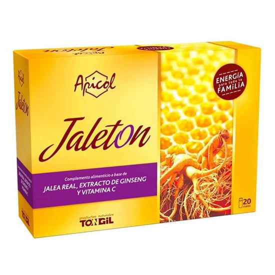 Apicol Jaleton  - matični mleček, 10 ali 20 fiol