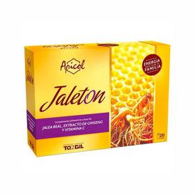 Slika Apicol Jaleton ginseng + matični mleček z vitaminom C, 10x10 mL