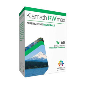 Slika Klamath RW max klamatske alge AFA v tabletah, 60 tablet