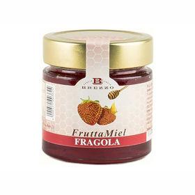 Slika Akacijev med z okusom jagode, 280 g