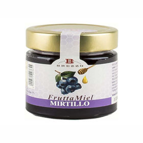 Slika Akacijev med z okusom borovnice, 280 g