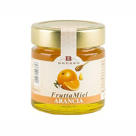Akacijev med z okusom pomaranče, 280 g