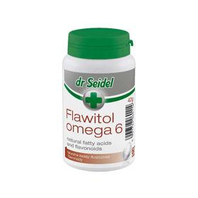 Slika Dr Seidel Flawitol Omega 3 in Omega 6, 60 kapsul
