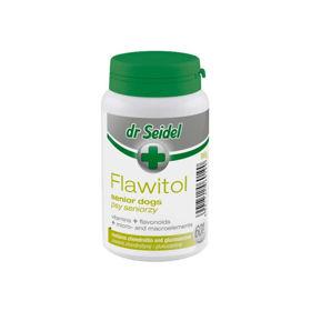 Slika Dr Seidel Flawitol za starejše pse - glukozamin, hondroitin & MSM, 120 tablete