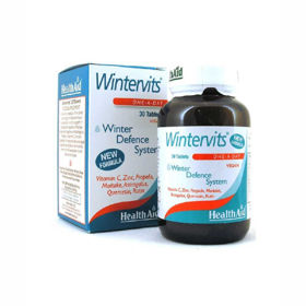 Slika WinterVits za dihala, 30 tablet
