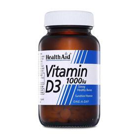 Slika Health Aid Vitamin D3 1000 iu, 120 tablet