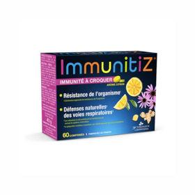 Slika ImmunitiZ, 60 pastil