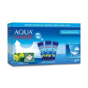 Slika Aqua Maris TalasoTerapija morska sol z eteričnimi olji, 30 vrečk