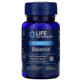 Slika LifeExtension Florassist Balance mikroorganizmi, 30 kapsul
