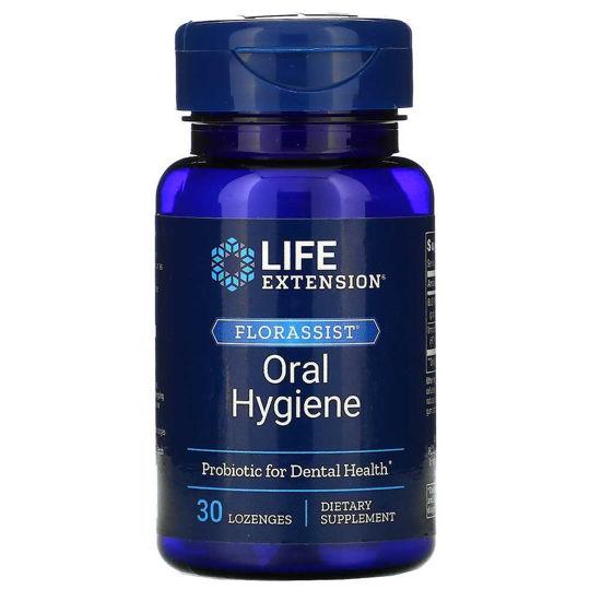 LifeExtension FlorAssist oralna higiena, 30 pastil