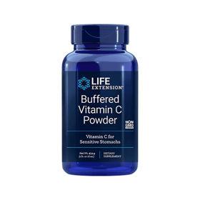 Slika LifeExtension pufran C vitamin - prah, 454 g