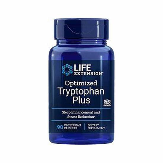 LifeExtension Triptofan Plus - optimiziran, 90 vegetarianskih kapsul