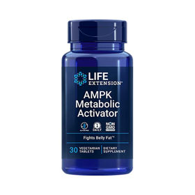 Slika LifeExtension AMPK metabolični aktivator, 30 vegetarijanskih tablet