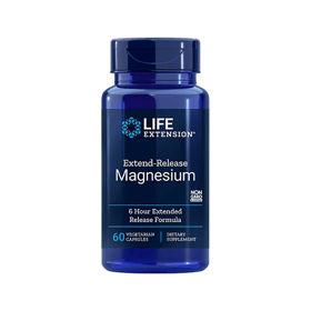 Slika LifeExtension Magnezij s podaljšanim sproščanjem, 60 vegetarijanskih kapsul
