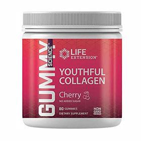 Slika LifeExtension Youthful Collagen mladosten kolagen, 80 žvečilnih bonbonov