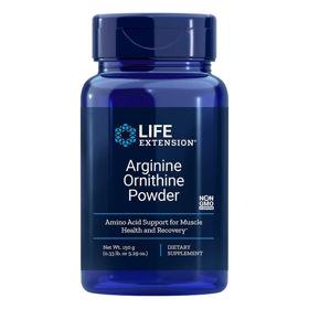 Slika LifeExtension Arginin Ornitin prah, 150 g